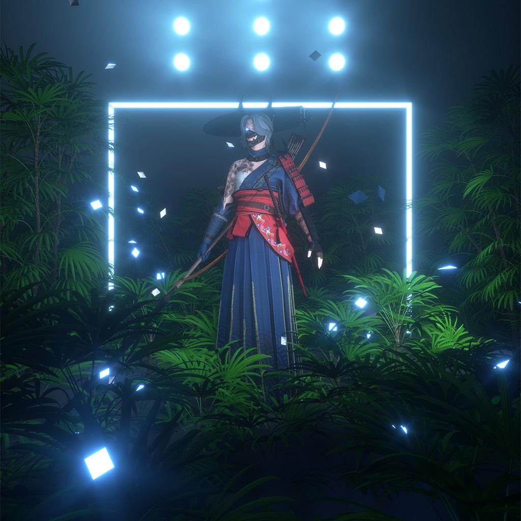 azproben-artwork-3D-music-arrow