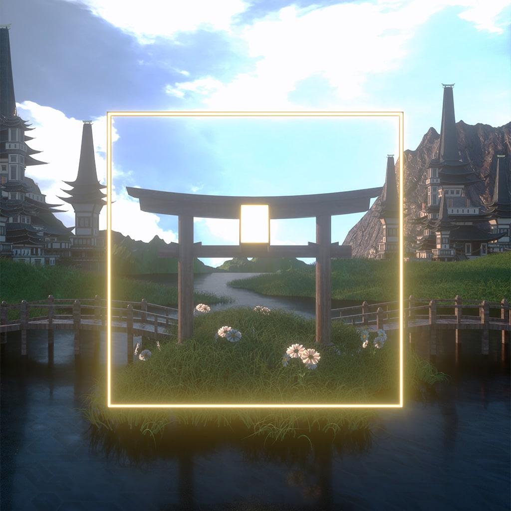 azproben-artwork-3D-music-japan